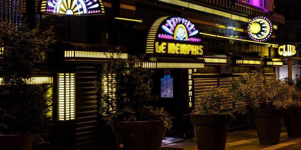 Ночной клуб Le Memphis
