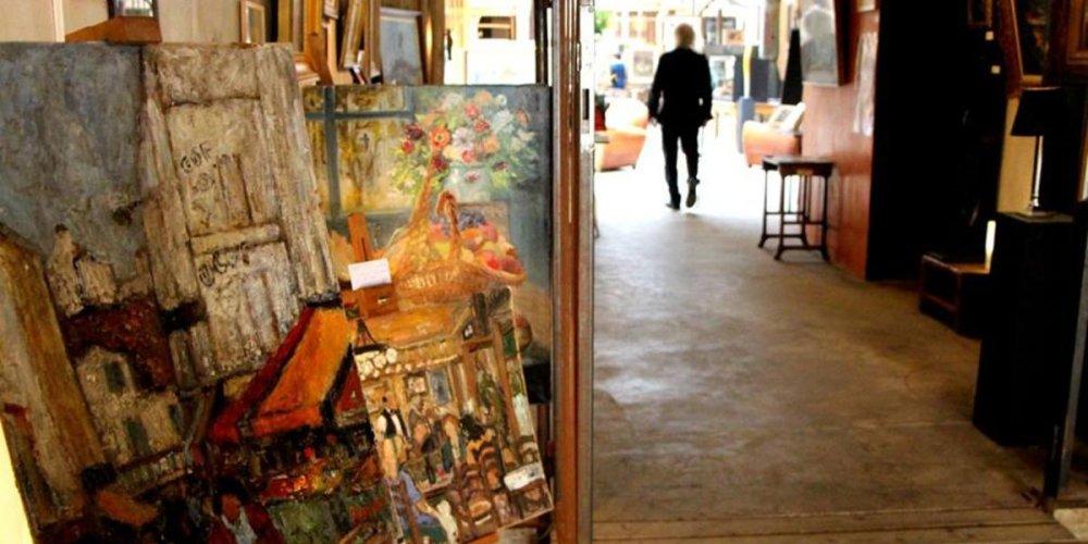 Галерея Les Montparnos
