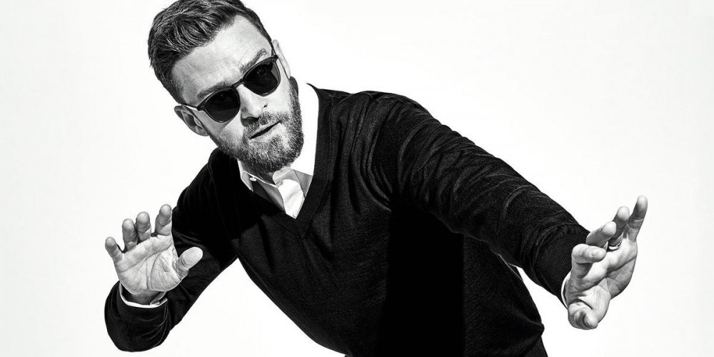 Концерт Justin Timberlake