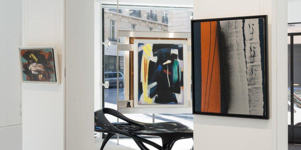 Галерея Diane de Polignac & Chazournes