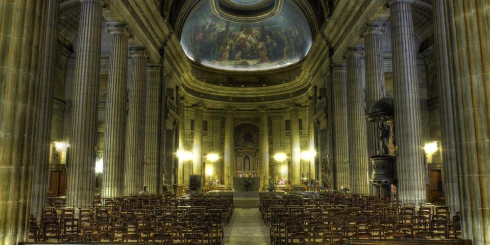 Церковь Сен-Филипп-дю-Руль
