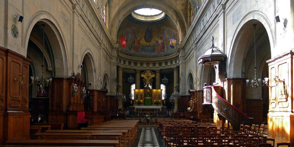 Церковь святой Елизаветы Венгерской