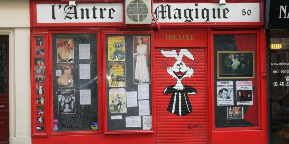 Детский театр Анетре Магик