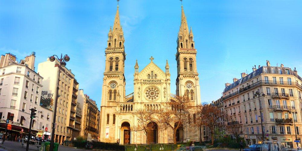 Церковь Сен-Амбуаз