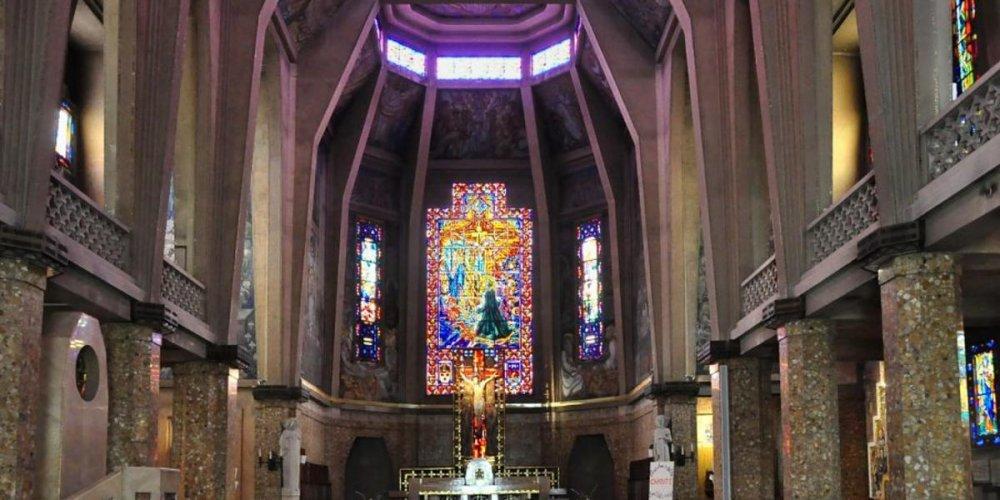 Церковь Сен-Жан-Боско