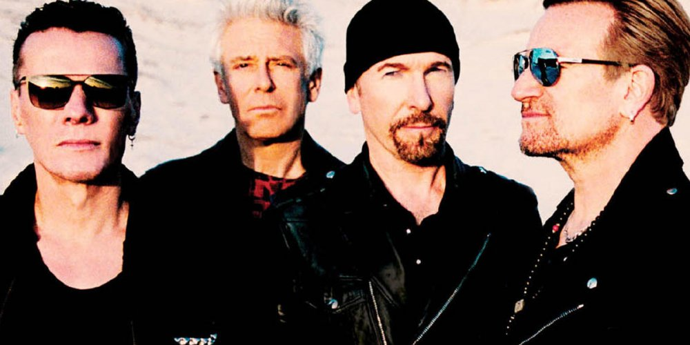 Концерт U2