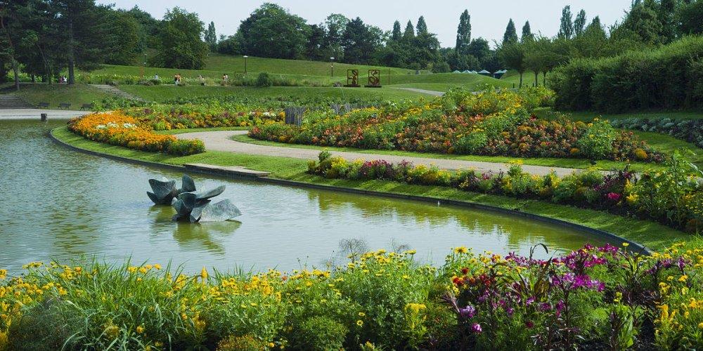 Парк Флораль де Пари