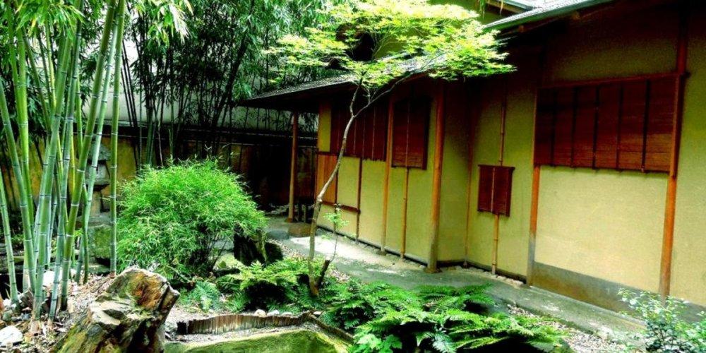 Сад буддийского пантеона