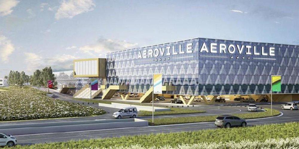 Торговый центр Аэровиль