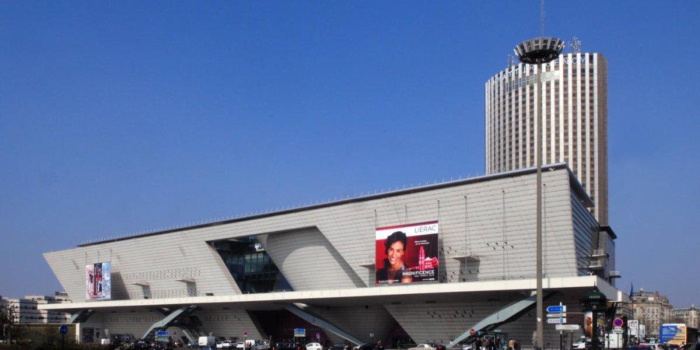 Торговый центр Les Boutiques Du Palais