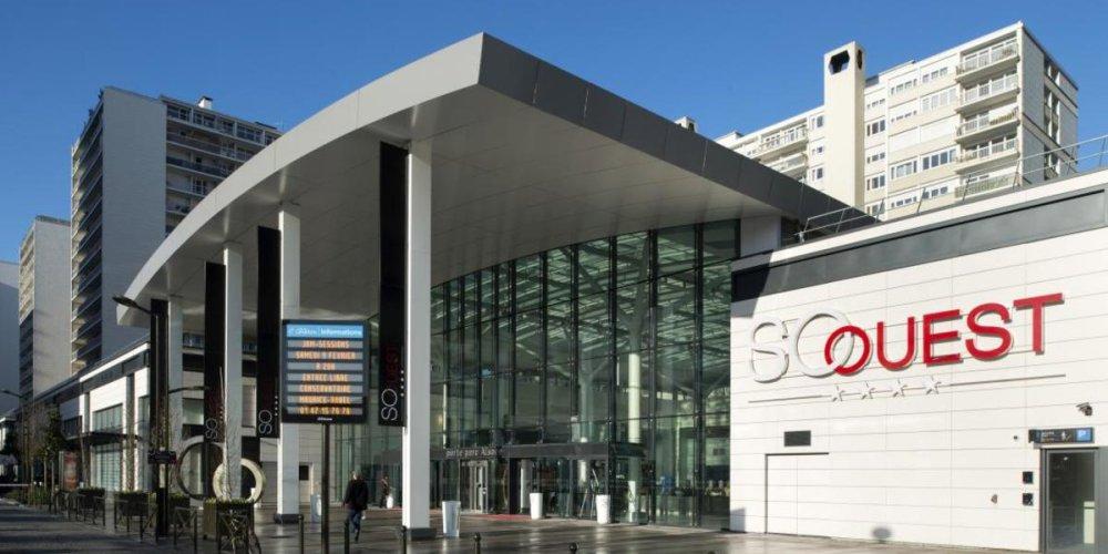 Торговый центр So Ouest