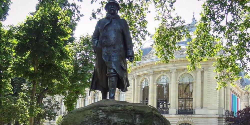 Памятник Жоржу Клемансо