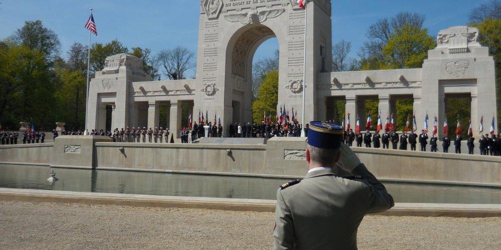 Мемориал эскадрильи Лафайет