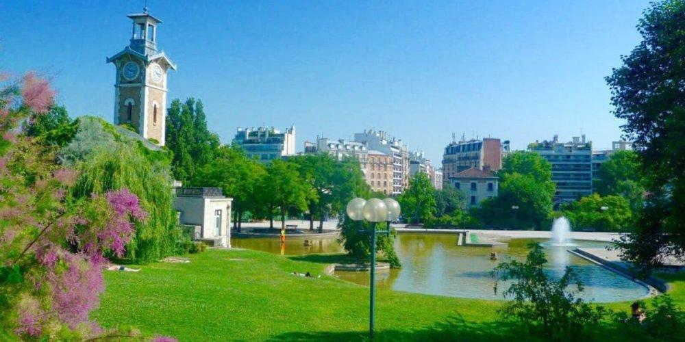 Парк Жоржа Брассенса