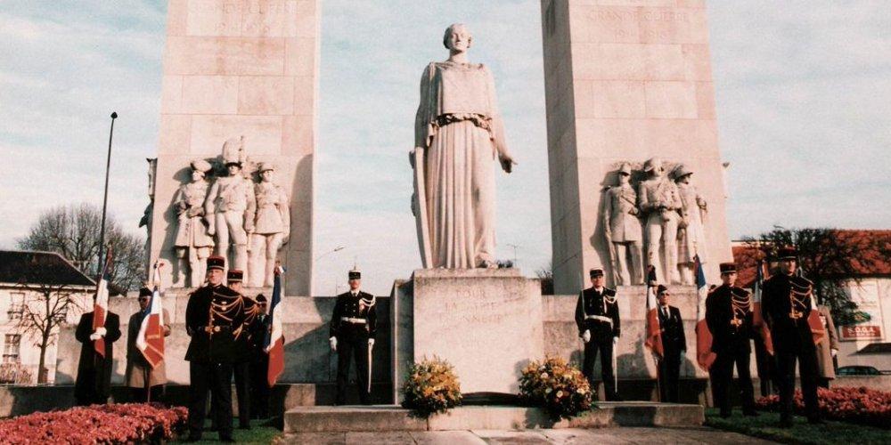 Памятник национальной жандармерии
