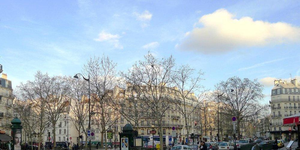 Площадь Мобер