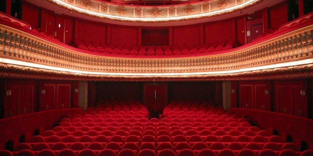 Театр Эберто