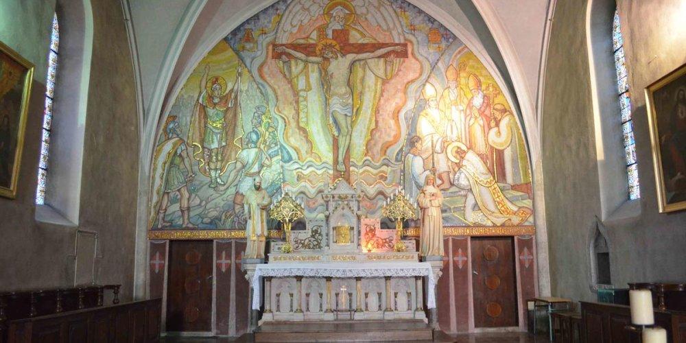 Церковь св. Франсуа Сальского