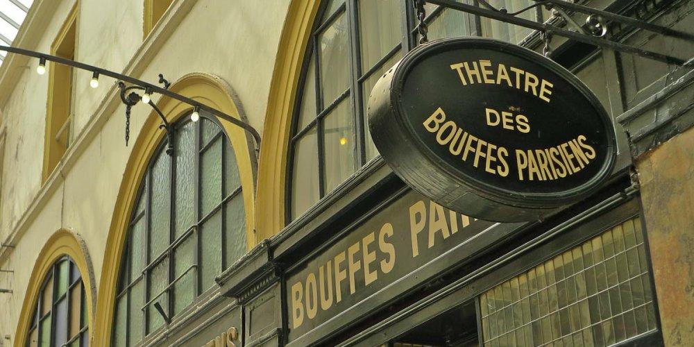 Театр Буфф-Паризьен