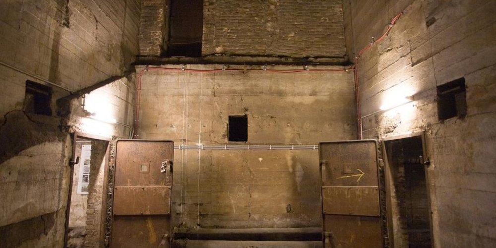 Бункер Восточного вокзала