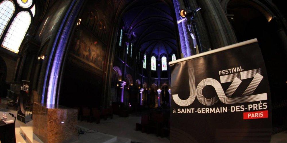 Джазовый фестиваль Сен-Жермен-де-Пре