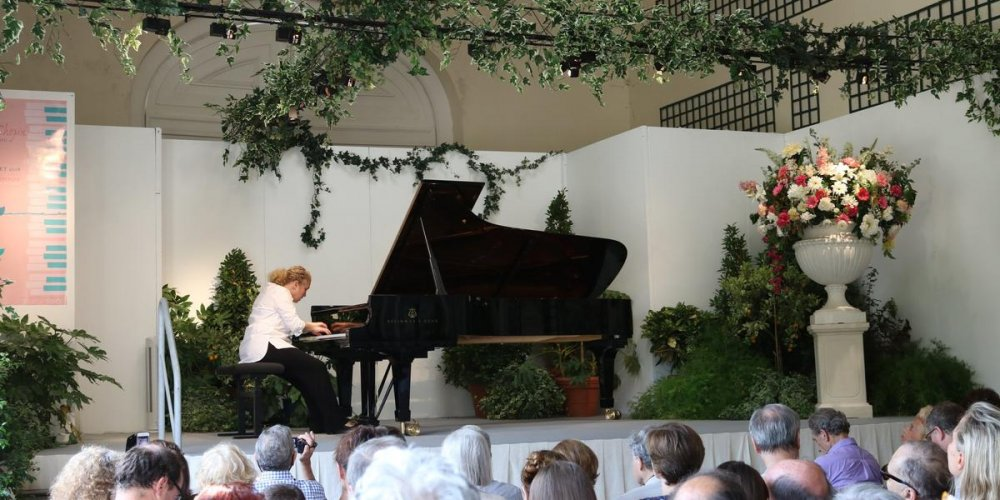 Музыкальный фестиваль музыки Шопена