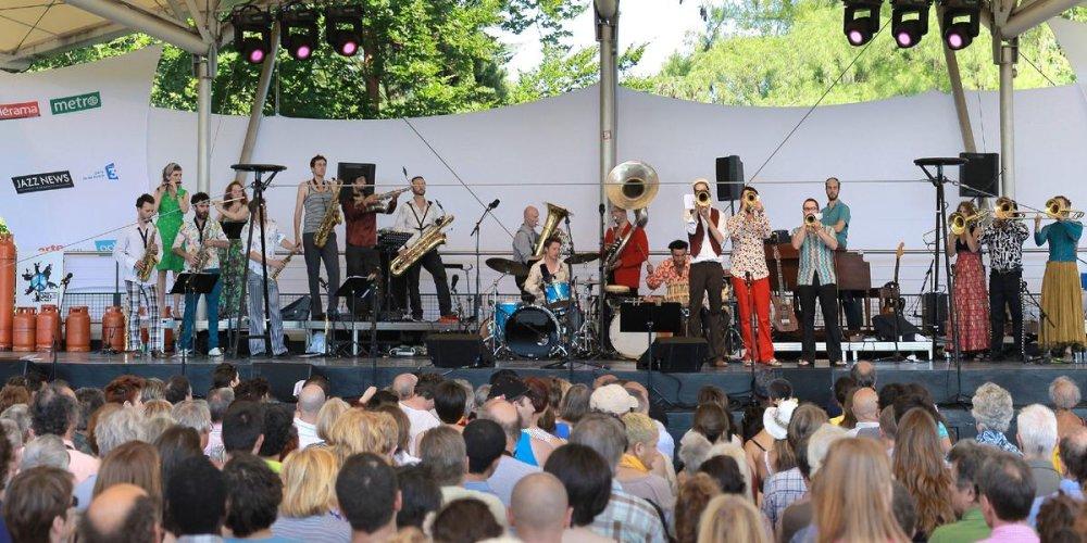 Парижский джазовый фестиваль