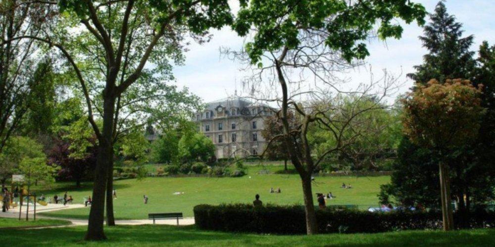 Парк Сен-Перин