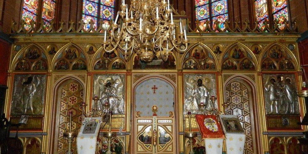 Церковь Святых Архангелов