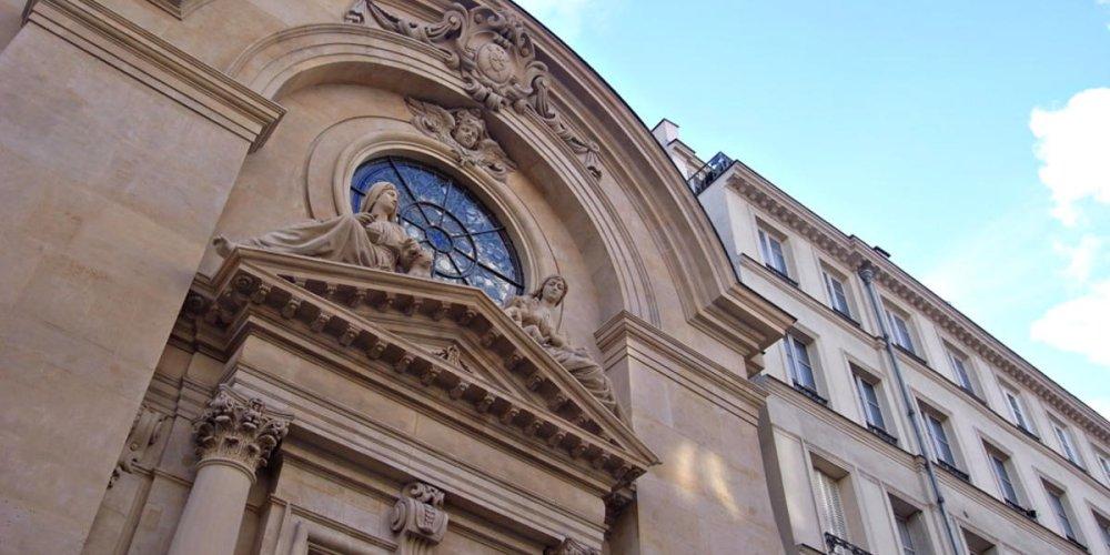Церковь Сен-Мари
