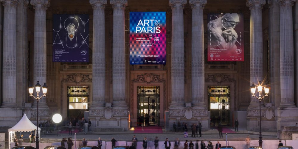 Ярмарка ART PARIS ART FAIR