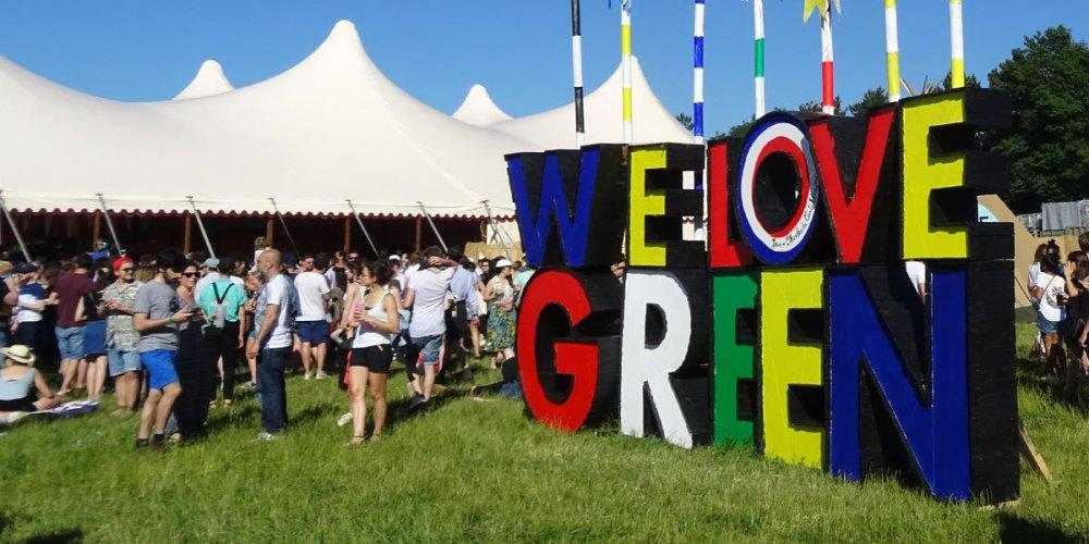 Фестиваль We love green