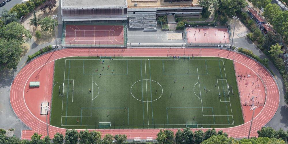 Спортивный центр Эмиля Антуана