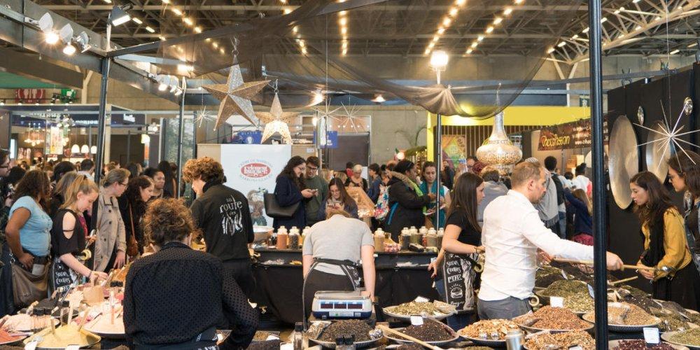 Выставка-ярмарка Salon du Chocolat
