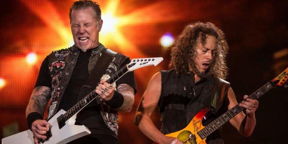 Концерт Metallica