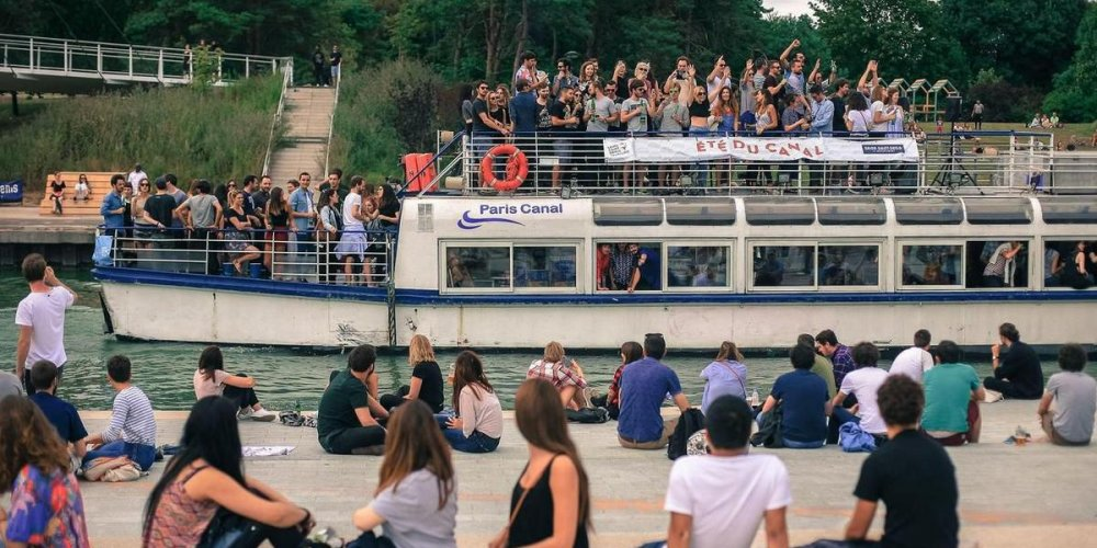 Фестиваль Été du Canal