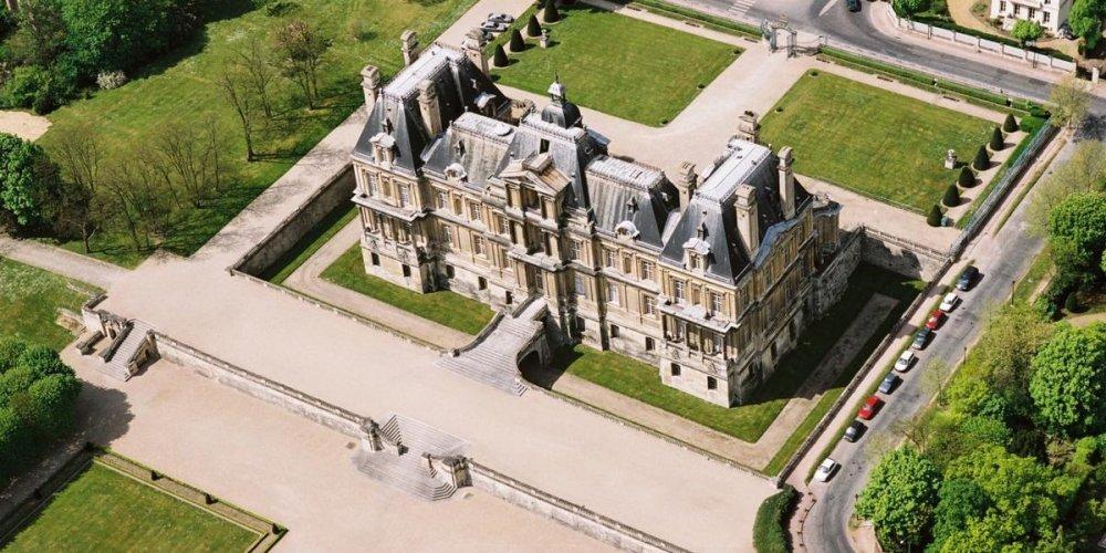 Замок Мезон-Лаффит