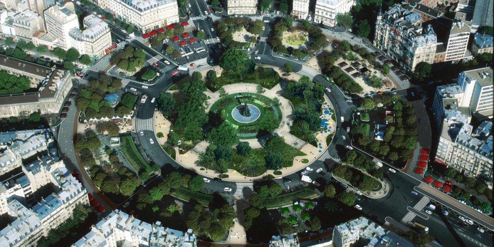 Площадь Нации
