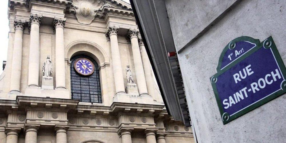 Церковь Сен-Рош