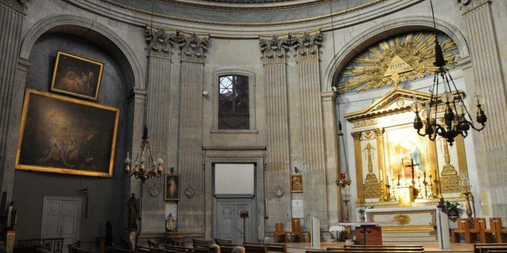 Церковь Нотр-Дам-де-Л'Асомпсьон