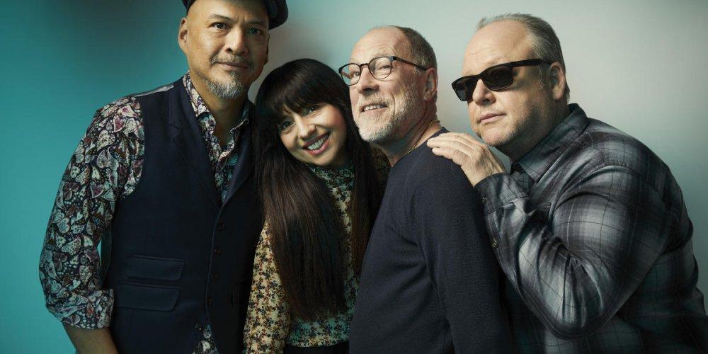 Концерт Pixies