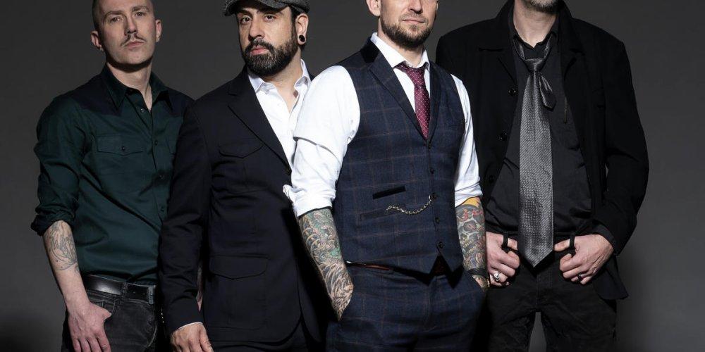Концерт Volbeat