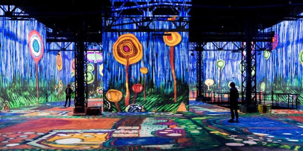 Центр цифрового искусства «Мастерская света»