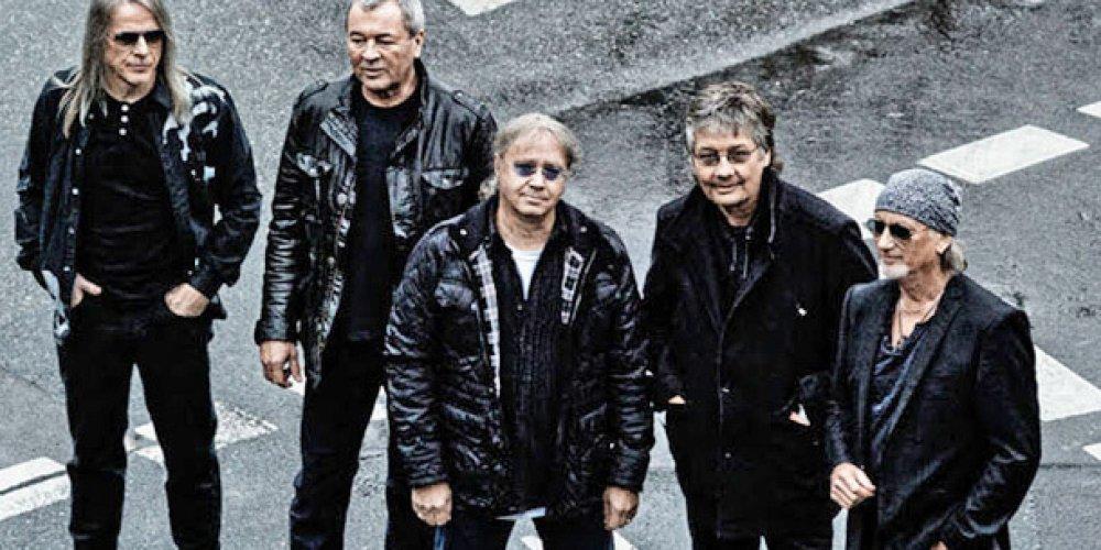 Концерт Deep Purple
