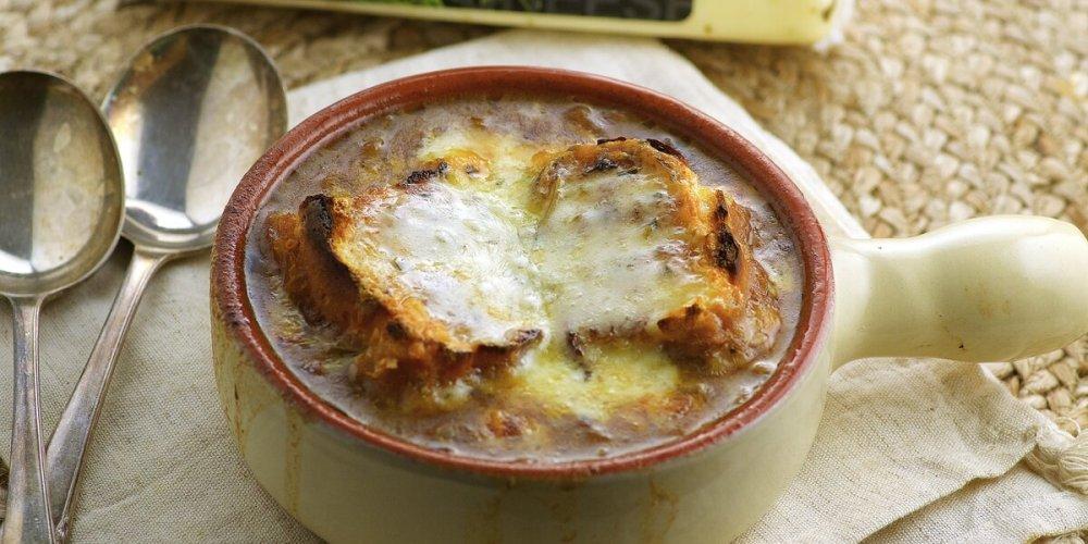 Классические французские супы