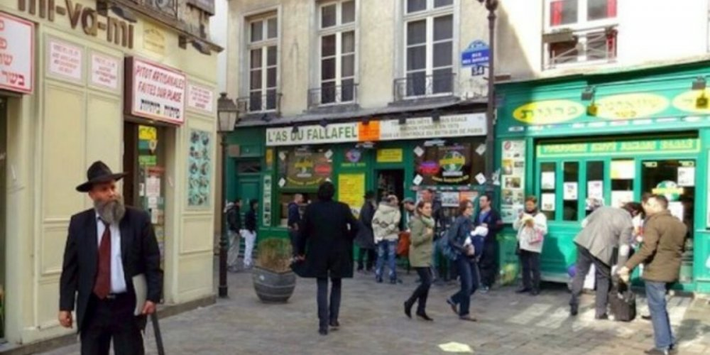 Еврейский Париж