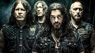 Концерт Machine Head