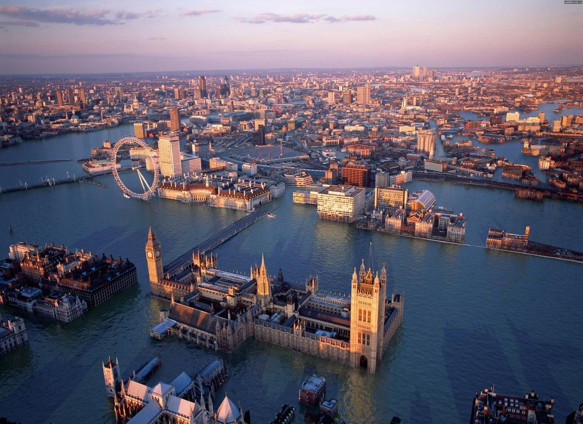 Лондон - Париж расстояние как добраться цена поездки