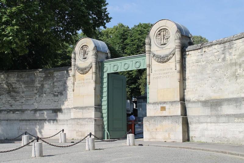Кладбище Пер-Лашез - восхитительный парк Парижа