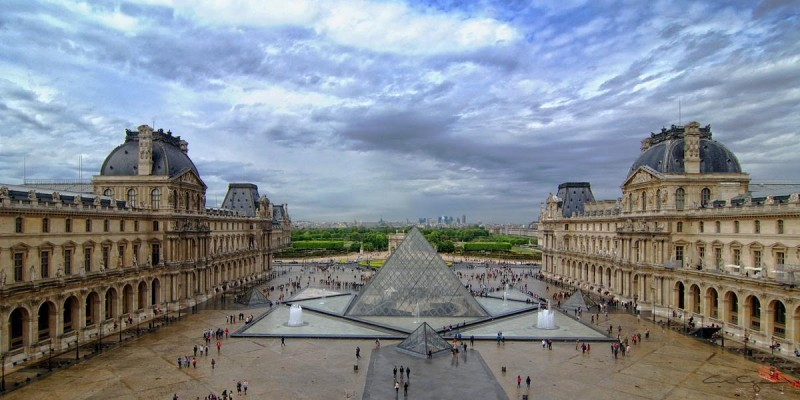 Лувр - Musee du Louvre4